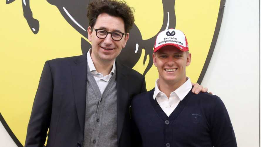 Mick Schumacher, in pista anche con Alfa Romeo?