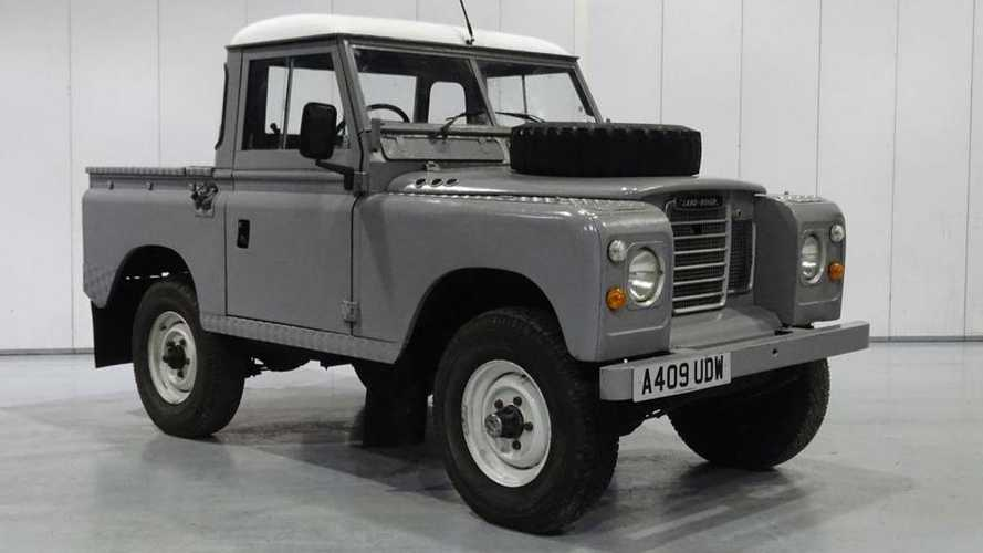 Why This 1984 V8 Land Rover Series III Demands Respect