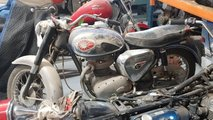 1960s bsa barn find