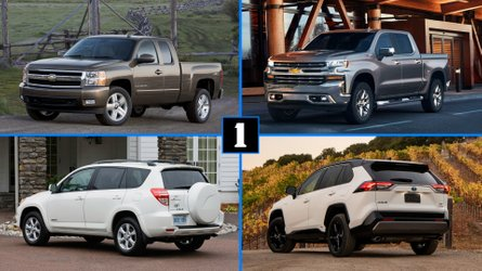10-Year Challenge: Here's How Some Cars Have Changed In A Decade