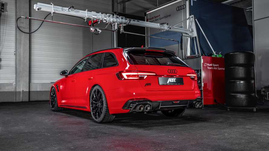 Audi RS4 Avant by Abt