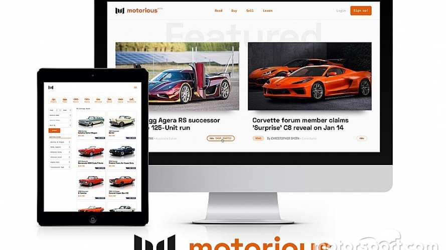 Motorsport Network et Speed Digital lancent Motorious.com