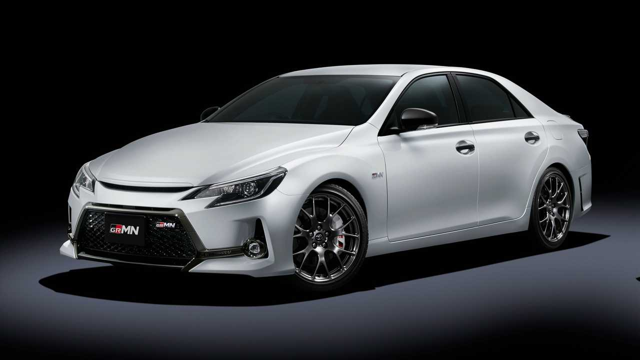 Toyota Mark X GRMN 2019