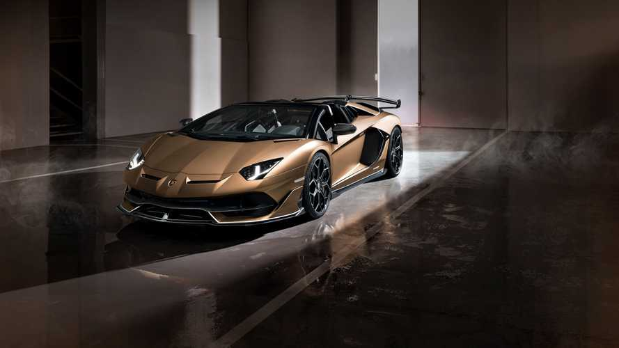 2019 lamborghini aventador svj roadster foto france. Black Bedroom Furniture Sets. Home Design Ideas