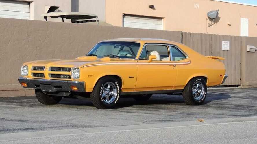 A Pontiac Ventura That Can Help You Live Your Dreams
