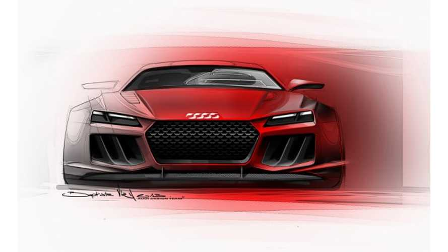 Audi Quattro Sport E-Tron Concept Rumored to be a Plug-In Hybrid; Will Debut at 2013 Frankfurt Motor Show