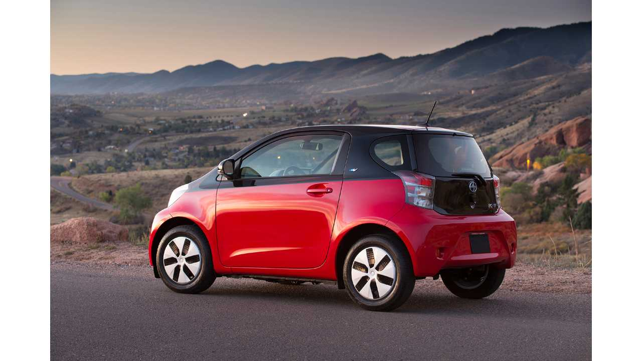 City CarShare and Toyota Announce Dash: A Scion iQ EV Carsharing Fleet in California (w/video)