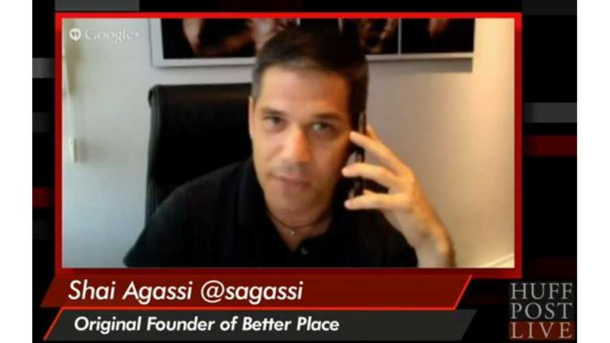 Video: Better Place Founder Shai Agassi Discusses What Tesla Has Done Right