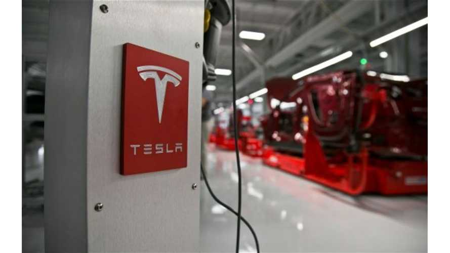 Tesla Announces Third Quarter Profit Of $16 Million, Revenues Climb Higher - Shares Off