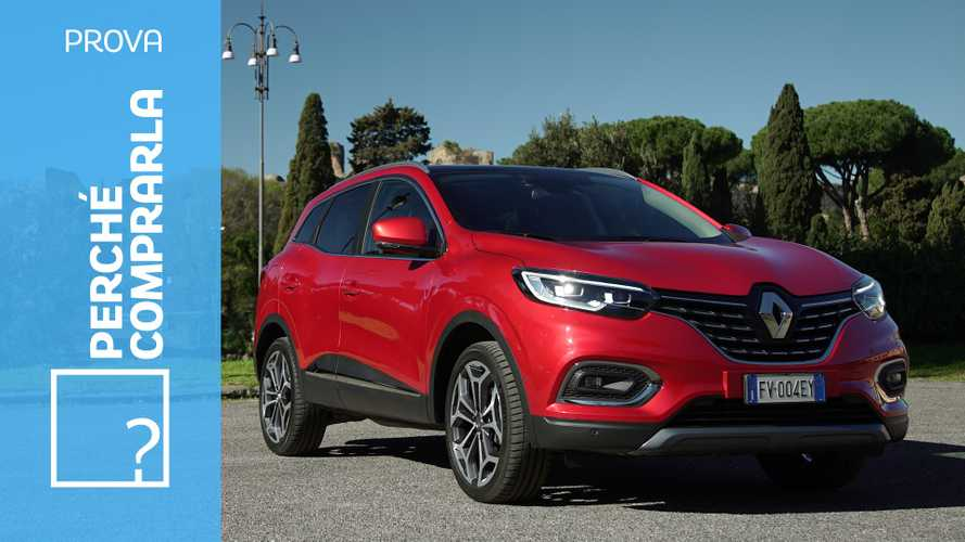 Renault Kadjar, perché comprarla… e perché no