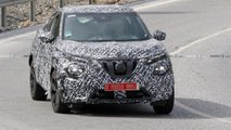 2020 Nissan Juke spy photos