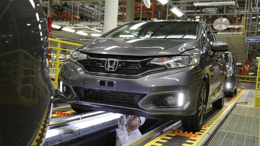 Honda inaugura fábrica de Itirapina (SP) e confirma 3 híbridos até 2023