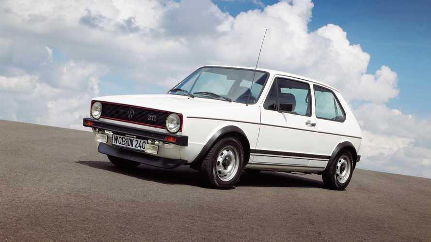 45 éves a Volkswagen Golf