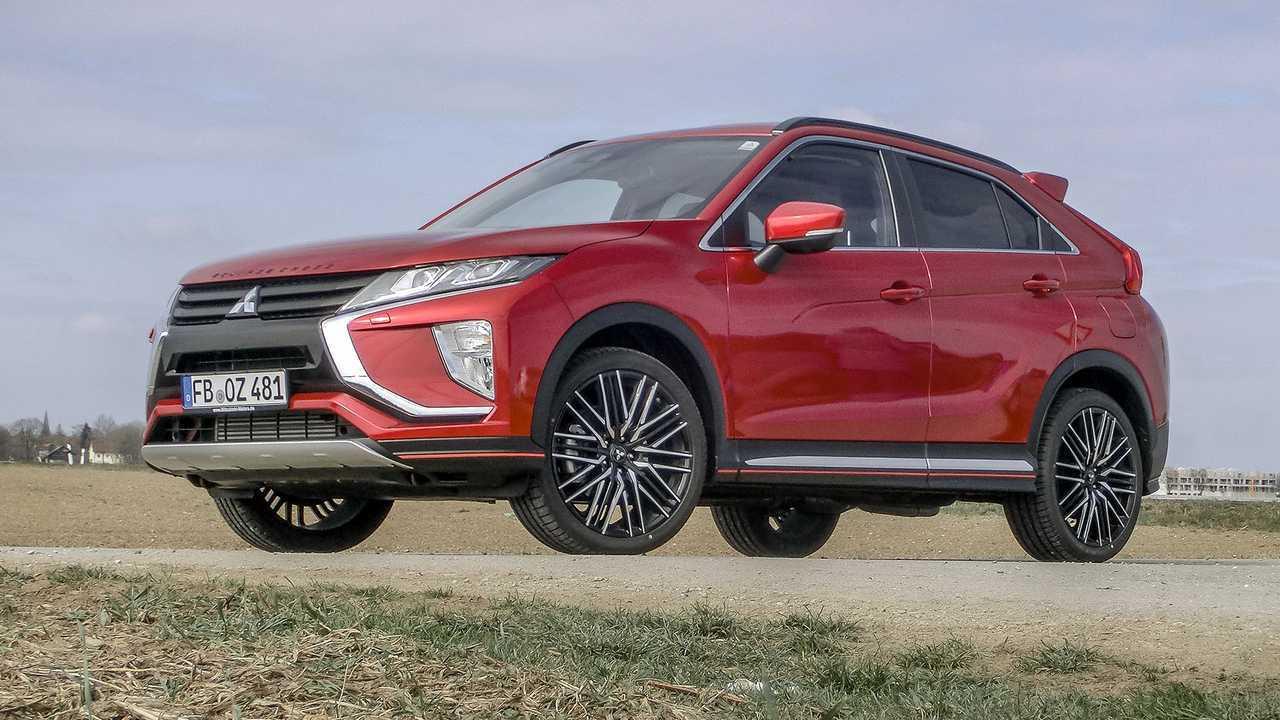 Mitsubishi Eclipse Cross Diesel 2019