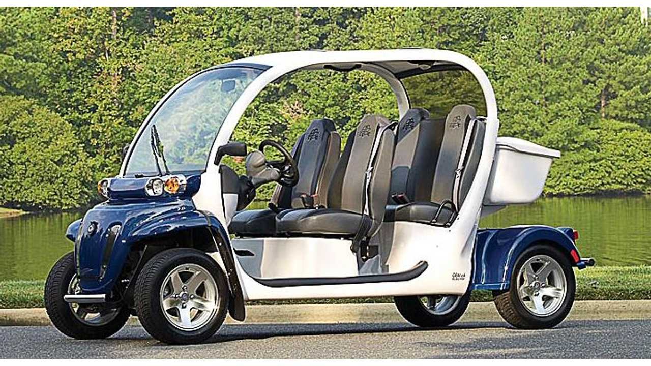 San Antonio Approves Use of NEVs on Public Roads