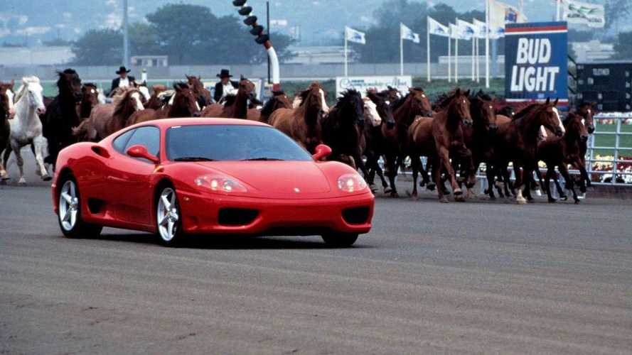 20 Years Of The 1999 Ferrari 360 Modena