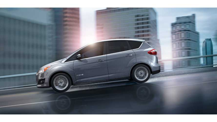 Ford Begins Taking Orders for C-MAX Hybrid Starting at $25,995