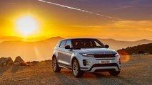 2020 Land Rover Range Rover Evoque first drive