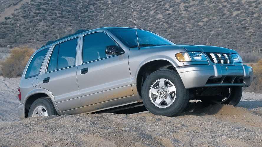 Kia Sportage, il SUV quando i SUV non esistevano