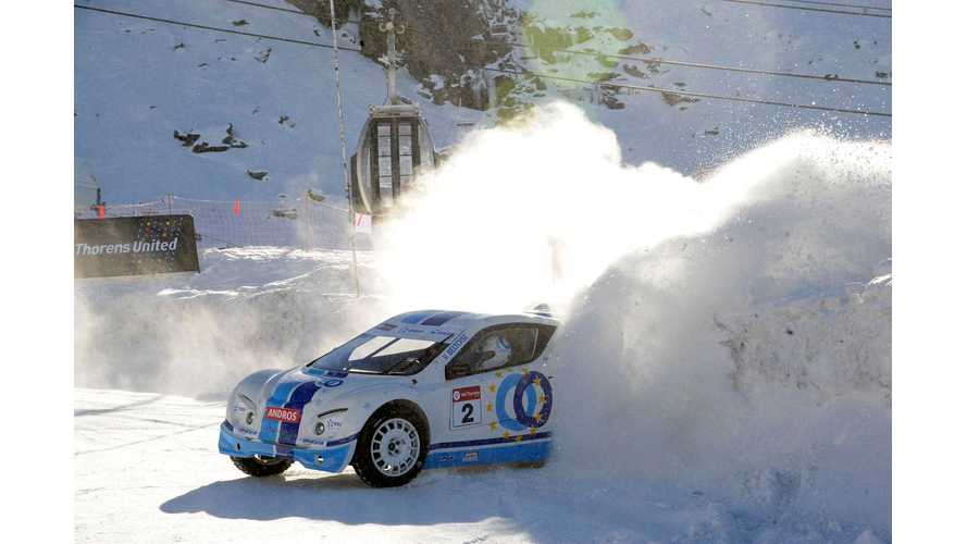 Trophée Andros Electrique Begins New Racing Season In Val Thorens (w/videos)