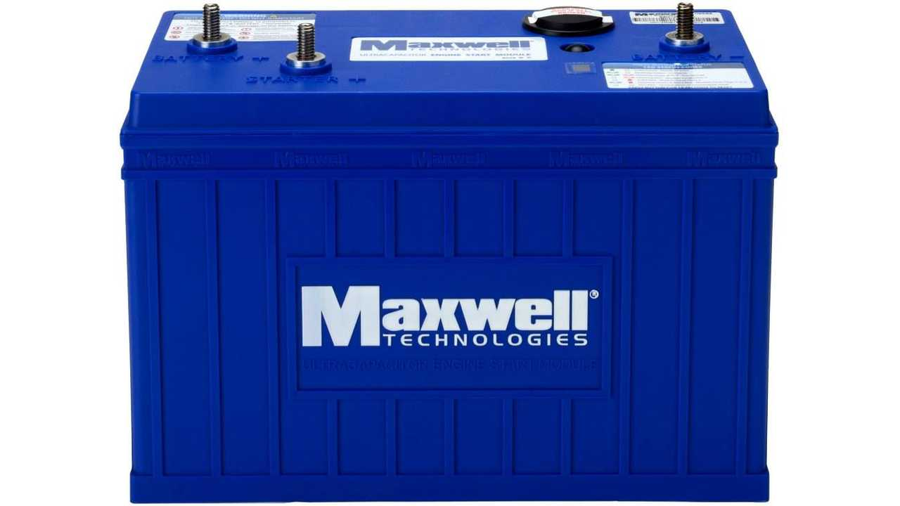 Maxwell Technologies, SK Innovation Form Alliance to Develop Integrated Lithium Ion Battery-Ultracapacitor Energy Storage Solutions