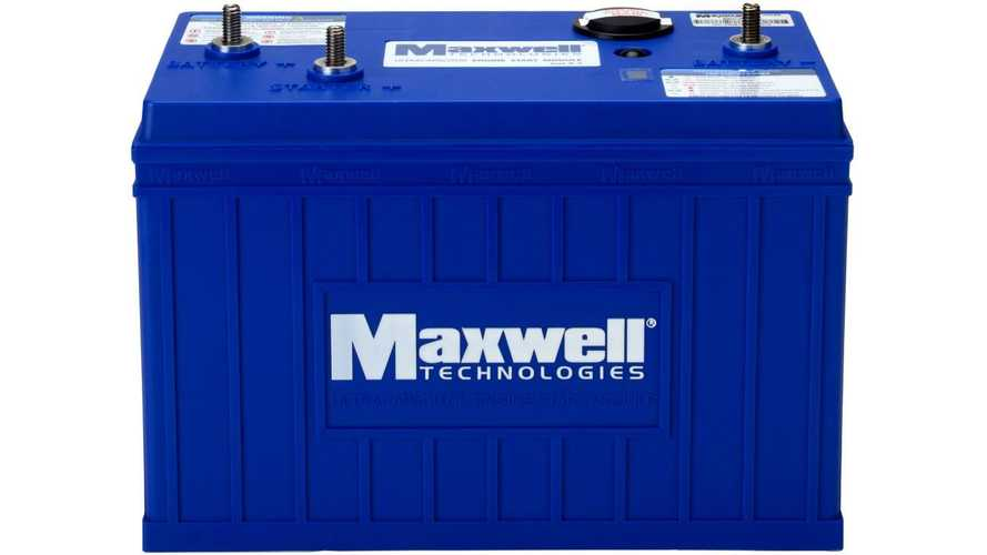 Maxwell Technologies, SK Innovation Form Alliance to Develop Integrated Lithium Ion Battery-Ultracapacitor Energy Storage Soluti