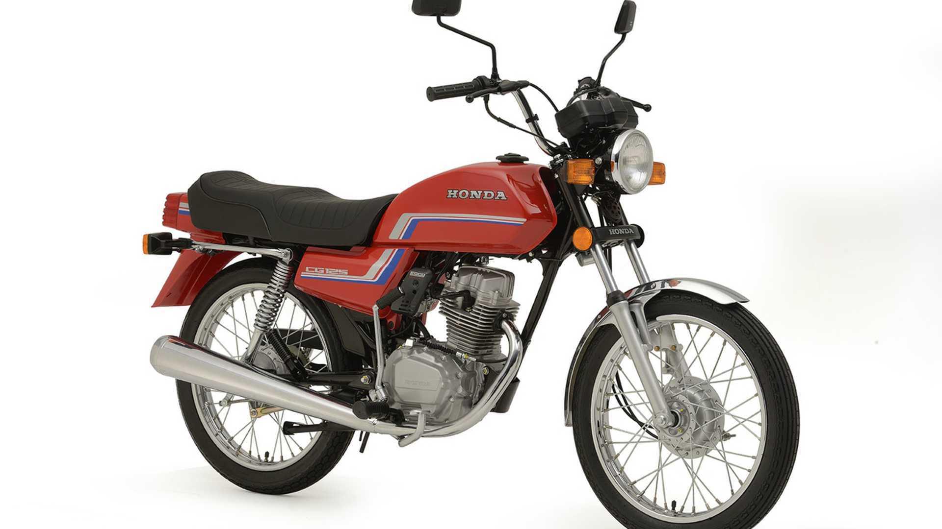 Honda: motos clássicas no Brasil
