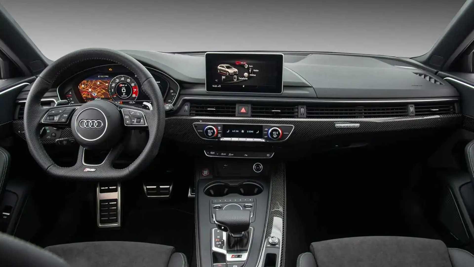 Primeiras impressões Audi RS4 Avant: Tradição mantida Audi-rs-4-avant-2019