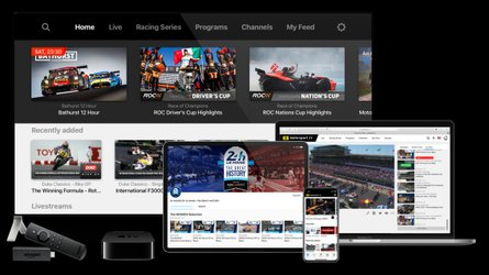 Motorsport.tv lanza un servicio gratuito para fans