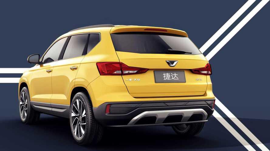 ¿Conoces el 'SEAT Ateca' chino, un SUV que cuesta 11.500 euros?