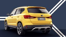 Jetta, marque de Volkswagen en Chine