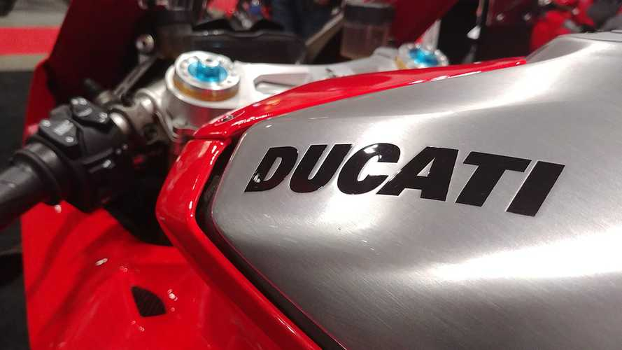 Ducati Reports Positive Sales Numbers For 2019 Q1