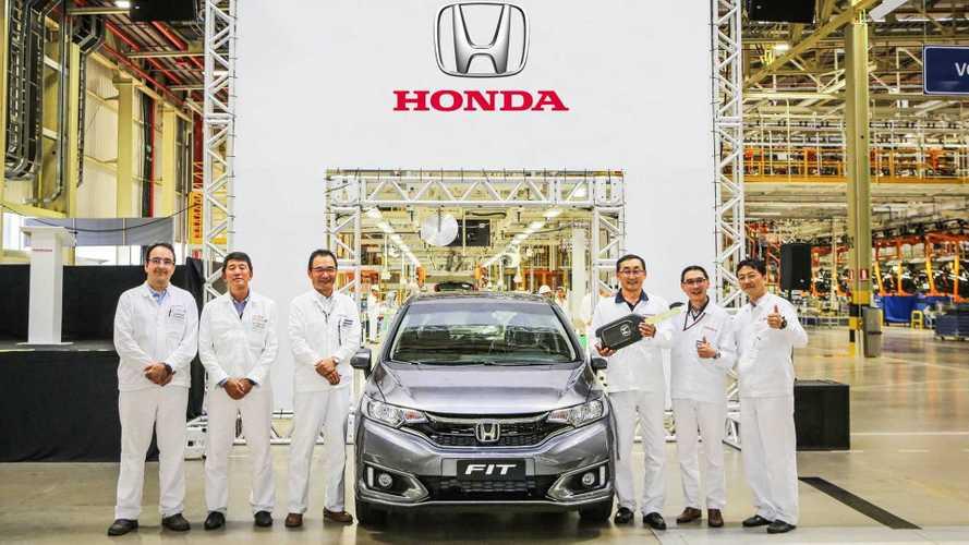 Honda inicia operações de fábrica em Itirapina, parada desde 2016