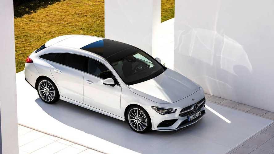 Egyszerre sportos és praktikus - megérkezett az új Mercedes CLA Shooting Brake