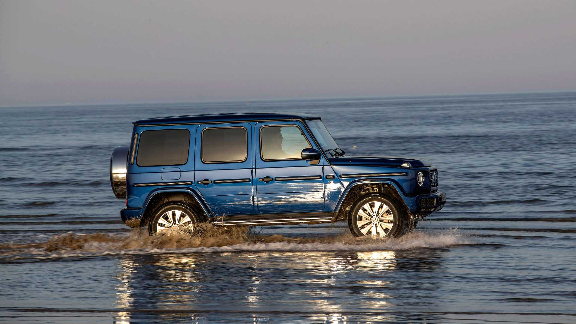"[""40 years of Mercedes-Benz G Class""]"