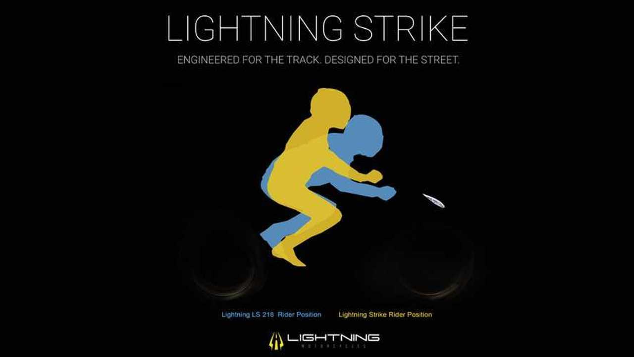 Lightning Strike Riding Position Teaser
