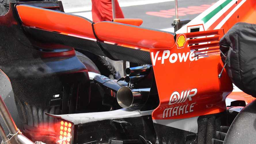 Ferrari, scarichi stampati in 3D per il motore 064
