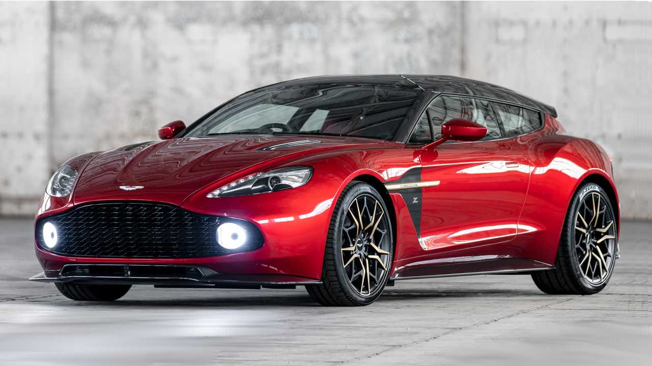 Aston Martin Zagato Shooting Brake
