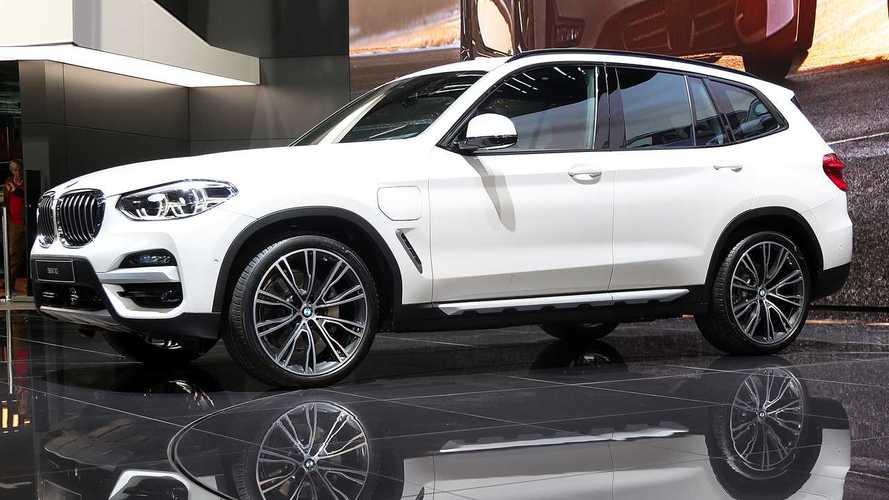 BMW X3, al Salone di Ginevra si fa ibrida plug-in
