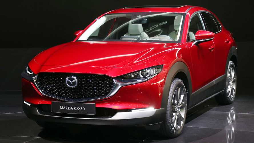 2020 Mazda CX-30 Starts At $21,900, Tops Out At Nearly $30,000