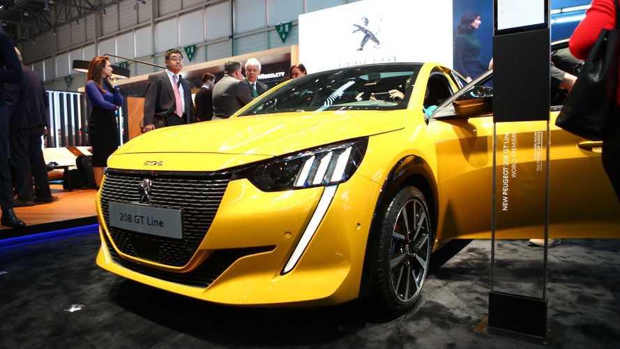 Novo Peugeot 208: fotos e especificações da estreia em Genebra
