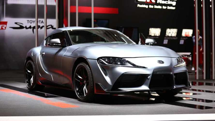 Nuova Toyota Supra, 340 CV