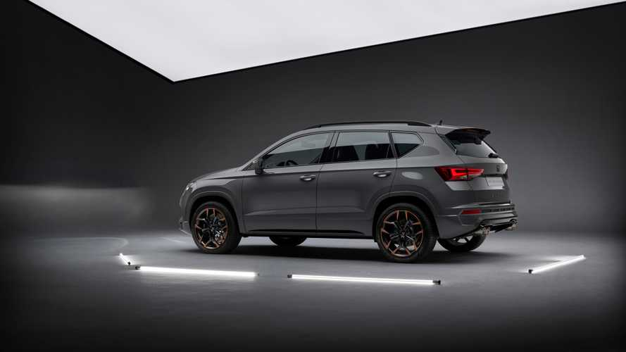 CUPRA Ateca Special Edition 2019: con escapes Akrapovic