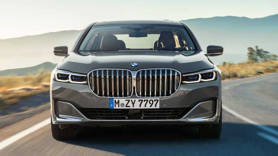 Next BMW 7 Series could drop V8, V12 engines