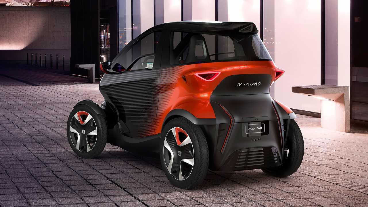 Seat Minimó Concept Car