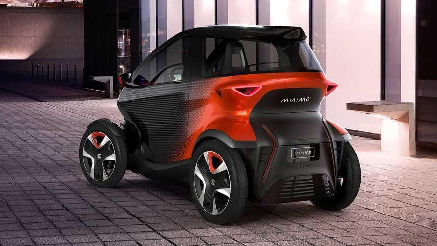 SEAT Minimó, la movilidad urbana puede ser sencilla