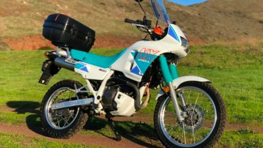 This Honda NX250 Is The Adventure Bike You've Been Looking For