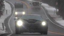 Mid-Engined Chevrolet Corvette Spy Video