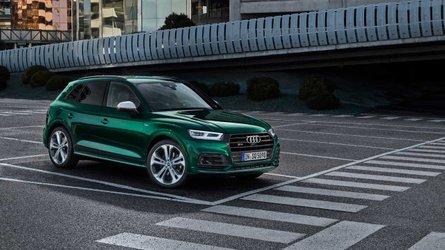 Audi SQ5 2019: un SUV con motor turbodiésel y compresor eléctrico