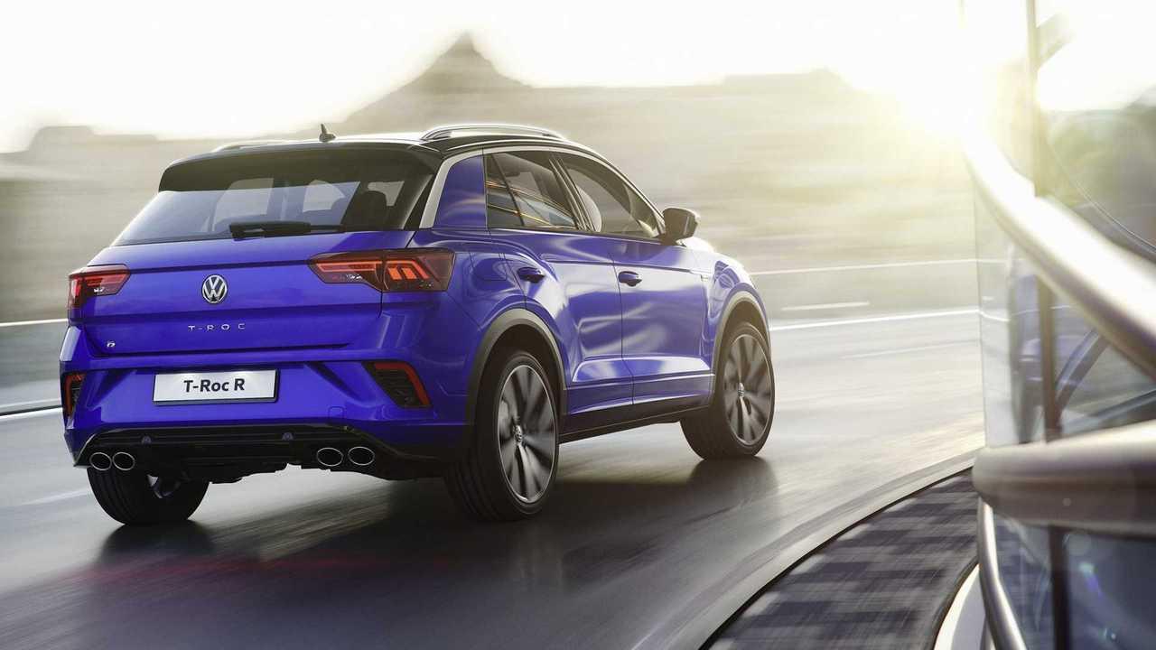 Volkswagen T-Roc R (2019) - Toutes les infos, toutes les photos ! Volkswagen-t-roc-r